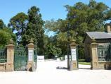 Werribee / Werribee Park and The Mansion, Werribee South / Entrance gates to Werribee Park