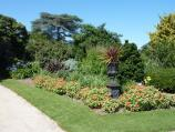 Werribee / Werribee Park and The Mansion, Werribee South / Garden at front of The Mansion
