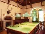 Werribee / Werribee Park and The Mansion, Werribee South / Billiard room inside The Mansion