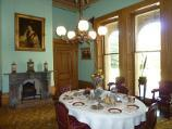 Werribee / Werribee Park and The Mansion, Werribee South / Morning room inside The Mansion