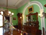 Werribee / Werribee Park and The Mansion, Werribee South / Dining room inside The Mansion