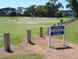Werribee / Price Reserve, corner Beach Road and O'Connors Road, Werribee South / View towards playground from corner of Beach Rd and O'Connors Rd