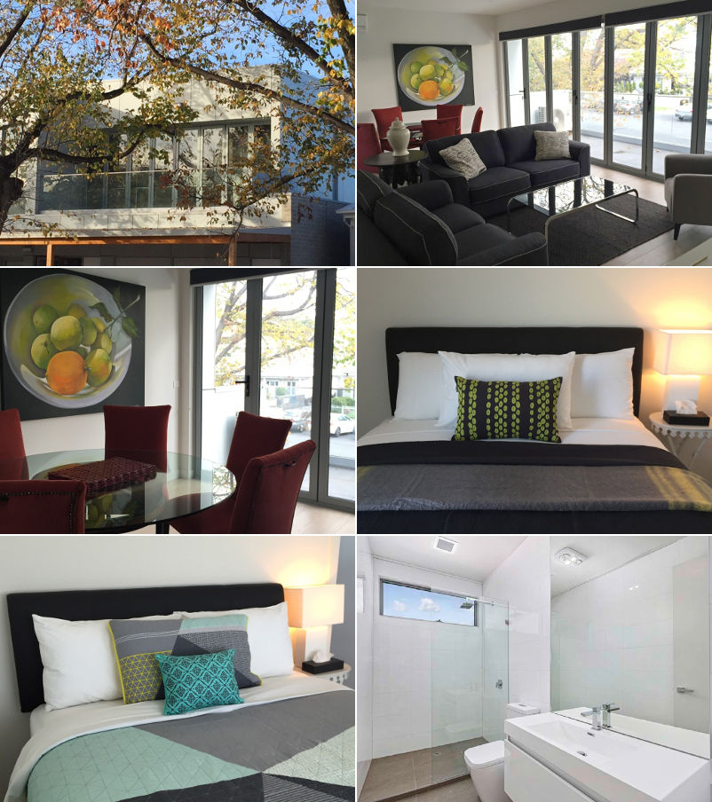 Captains Retreat B&B + Apartments, Williamstown