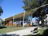 Williamstown / Commonwealth Reserve at Nelson Place and Gem Pier / Visitor Information Centre, corner Nelson Pl and Syme St