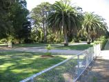 Williamstown / Fearon Reserve and Williamstown Botanic Gardens, Giffard Street / Botanic Gardens, viewed from Giffard St