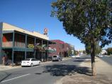 Wodonga / High Street north of railway line and surrounding streets / O'Maille's Pub, High St between Wodonga St and Huon St