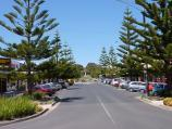 Wonthaggi / Shops and Commercial Centre, Graham Street, McBride Avenue, Murray Street / View south along McBride Av from Murray St