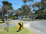 Wonthaggi / Cape Paterson - town centre along Surf Beach Road / Caravan park, corner Cape Paterson Rd and Surf Beach Rd