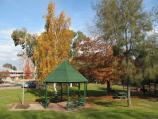 Yackandandah / Sir Isaac Isaacs Park, corner Isaacs Avenue and Railway Avenue / Rotunda