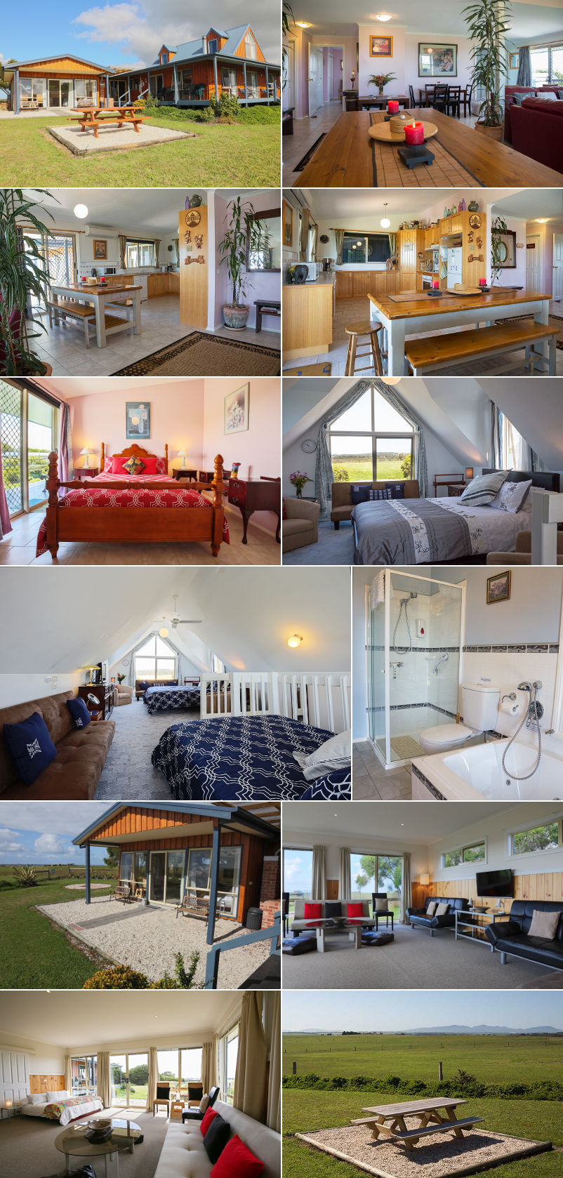 Buln Buln Cabins, Loft House & Studio - Loft House and Studio