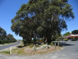 Yanakie / Town centre, Wilsons Promontory Road near Millar Road / View along Wilsons Promontory Rd at general store