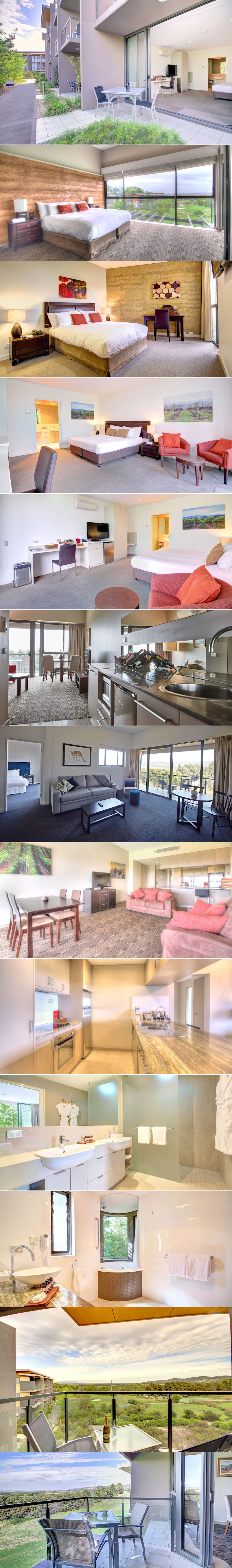 Balgownie Estate Vineyard Resort