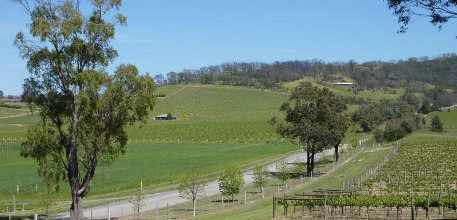 Yarra Glen maps  facts  Travel Victoria accommodation  visitor