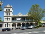 Yarra Glen / Commercial centre and shops, Bell Street / Front of Grand Hotel