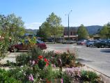 Yarra Glen / Commercial centre and shops, Bell Street / View west from near Yarra Glen Shopping Centre towards Bell St