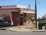 Yarragon / Commercial centre and shops, Princes Highway service road / Toilets, service road opposite Campbell St