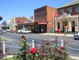 Yarram / Shops, Commercial Road / View south along Commercial Rd at Yarram St