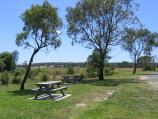 Yarram / Picnic area, Tarra River at South Gippsland Highway, northern end of Yarram / Picnic area beside river