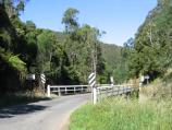 Yarram / Tarra Valley Road, north-west of Yarram / One of several bridges over the Tarra River