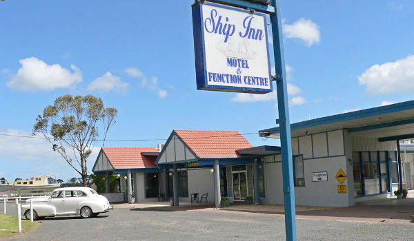 Ship Inn Motel, Yarram