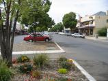Yarrawonga / Commercial centre and shops / View north along Belmore St between Orr St and Piper St