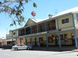 Yea / Shops and commercial centre, High Street / Country Club Hotel, north side of High St