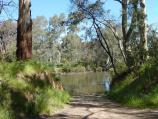 Yea / Goulburn River at the reserve and boat ramp off east side of Ghin Ghin Road / Boat ramp